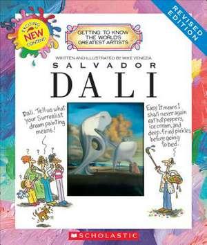 Salvador Dali (Revised Edition) de Mike Venezia