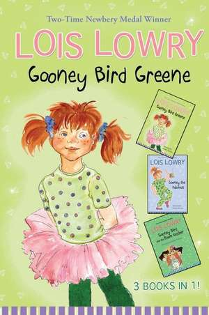 Gooney Bird Greene Three Books in One!: (Gooney Bird Greene, Gooney Bird and the Room Mother, Gooney the Fabulous) de Lois Lowry