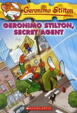 Geronimo Stilton, Secret Agent