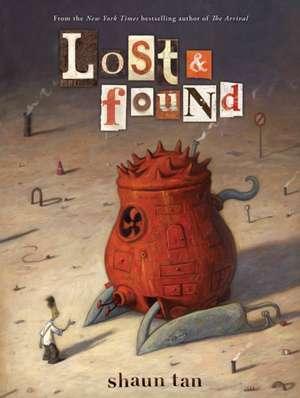 Lost and Found de Shaun Tan