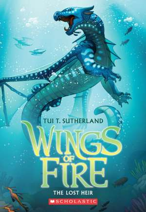 Wings of Fire Book Two