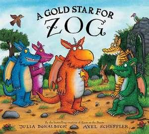 A Gold Star for Zog de Julia Donaldson