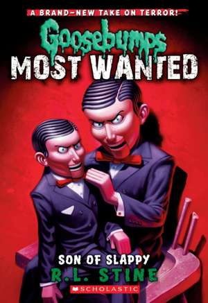 Son of Slappy (Goosebumps Most Wanted #2)