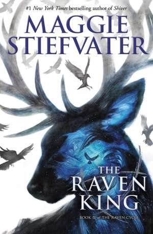 The Raven King (the Raven Cycle, Book 4) de Maggie Stiefvater
