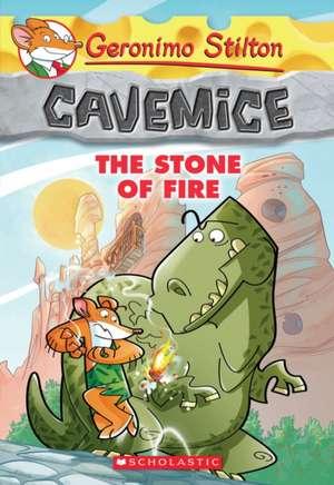 The Stone of Fire de Geronimo Stilton