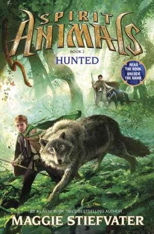 Spirit Animals:  Hunted de Maggie Stiefvater