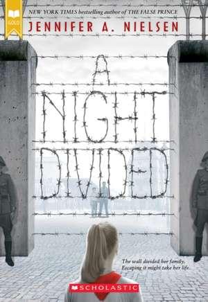 A Night Divided de Jennifer A. Nielsen