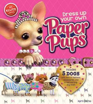 Dress Up Your Own Paper Pups