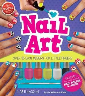 Nail Art 2015 de The Editors of Klutz