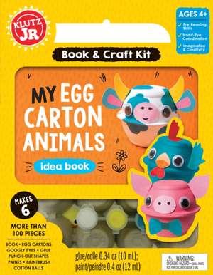 My Egg-Carton Animals