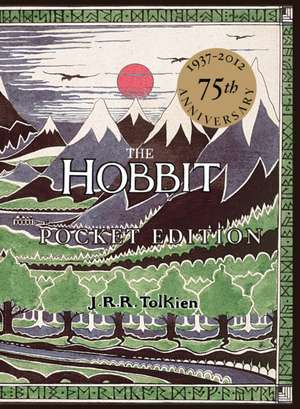 The Hobbit: Pocket Edition de J.R.R. Tolkien