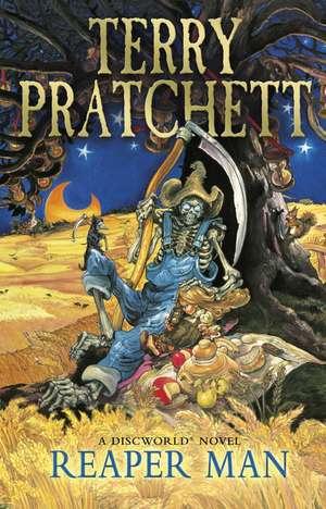 Reaper Man de Terry Pratchett