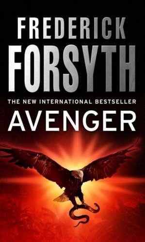 Avenger de Frederick Forsyth