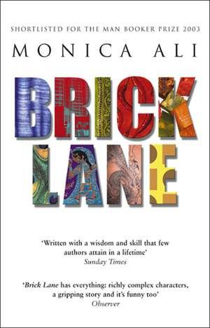 Brick Lane de Monica Ali