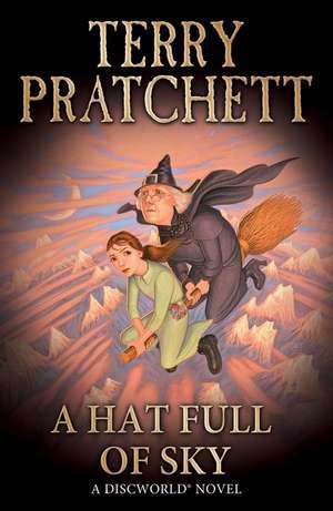 A Hat Full of Sky de Terry Pratchett