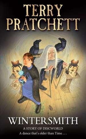 Wintersmith de Terry Pratchett