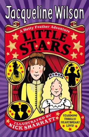 Little Stars de Jacqueline Wilson