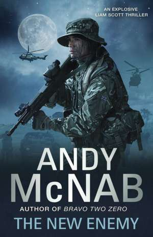 The New Enemy de Andy McNab