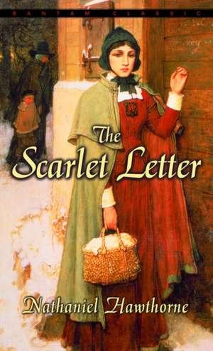 The Scarlet Letter de Nathaniel Hawthorne