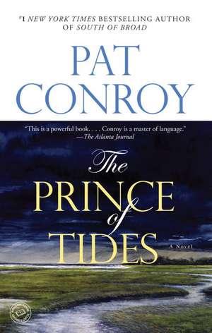 The Prince of Tides de Pat Conroy