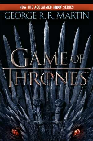 A Game of Thrones de George R. R. Martin