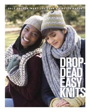 Drop-Dead Easy Knits de Gale Zucker
