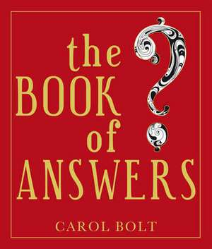 The Book Of Answers imagine