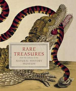 Rare Treasures: From the Library of the Natural History Museum imagine
