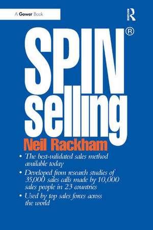 SPIN (R)-Selling de Neil Rackham