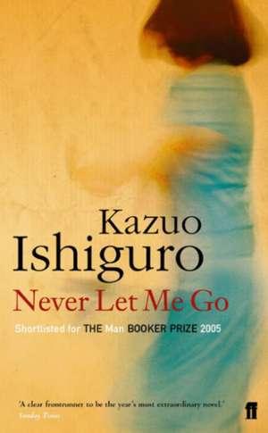 Never Let Me Go de Kazuo Ishiguro