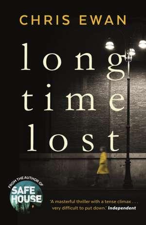 Long Time Lost de Chris Ewan