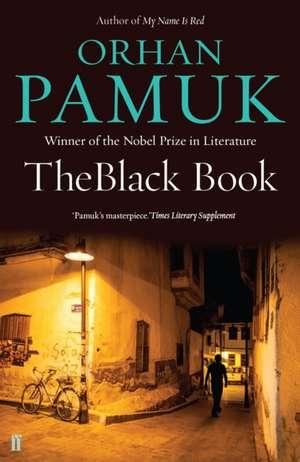 The Black Book de Orhan Pamuk