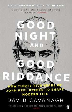 Good Night and Good Riddance