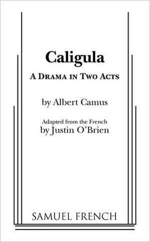 Caligula de Albert Camus