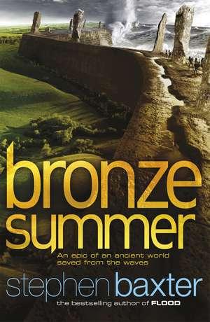 Baxter, S: Bronze Summer de Stephen Baxter