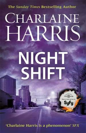 Night Shift de Charlaine Harris