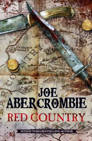Red Country de Joe Abercrombie