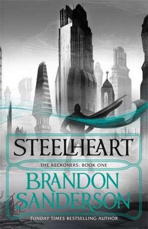 Steelheart de Brandon Sanderson