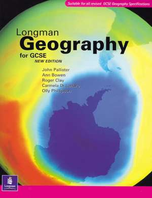 Longman Geography for GCSE Paper, 2nd. Edition de Roger Clay