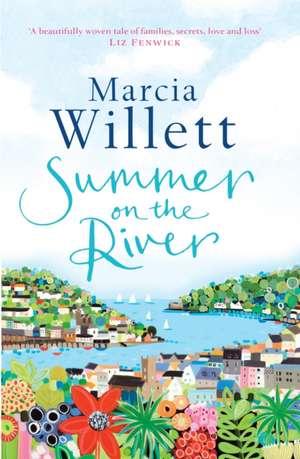 Summer on the River de Marcia Willett