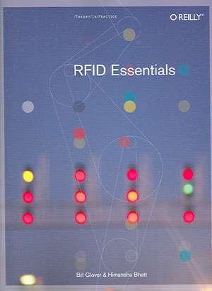 RFID Essentials de Bill Glover