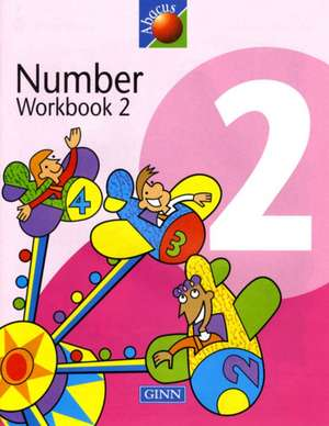 New Abacus Year 2 Number Workbook 2 imagine