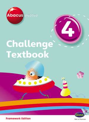 Abacus Evolve Challenge Year 4 Textbook