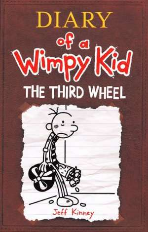 The Third Wheel:  The Step-By-Step Way to Draw Unicorns, Elves, Cherubs, Trolls, and Many More... de Jeff Kinney