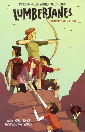 Lumberjanes:  Friendship to the Max de Noelle Stevenson