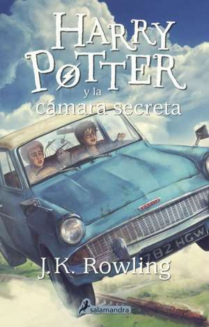 Harry Potter y La Camara Secreta (Harry Potter and the Chamber of Secrets) de J. K. Rowling