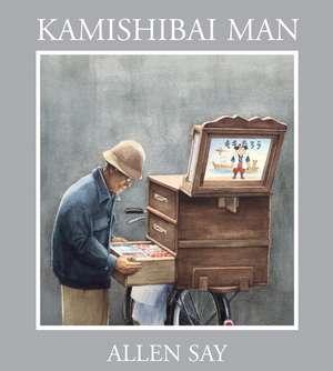 Kamishibai Man de Allen Say