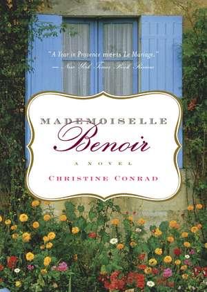 Mademoiselle Benoir de Christine Conrad