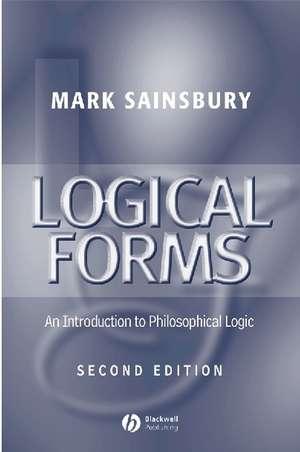 Logical Forms imagine