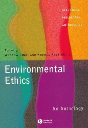 Environmental Ethics imagine
